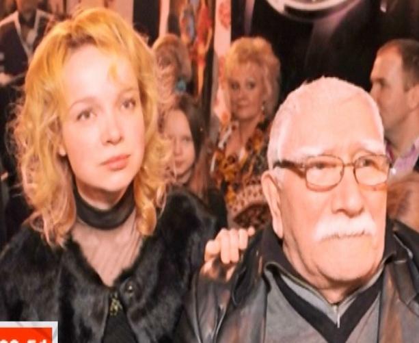 Армен Джигарханян любовница