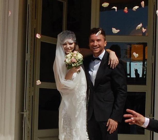 Сергей Лазарев свадебные фотографии