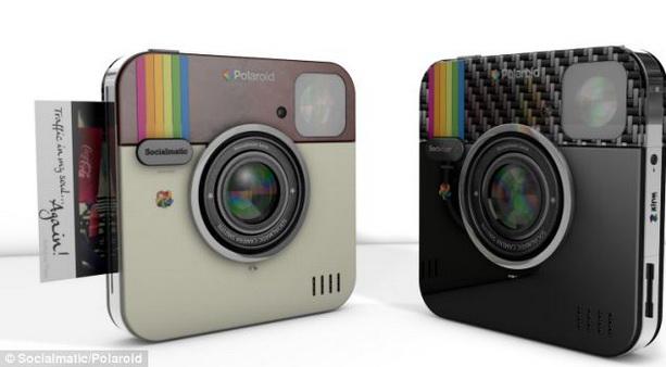 Моментальная камера Instagram Socialmatic camera
