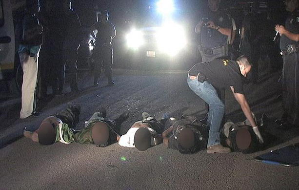 Убийство в Мексике