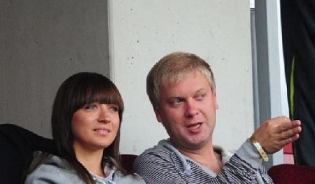 Сергей Светлаков Антонина Чеботарева