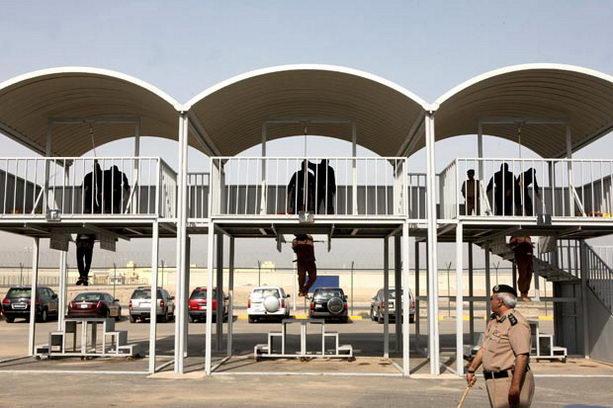 Казнь в Кувейте