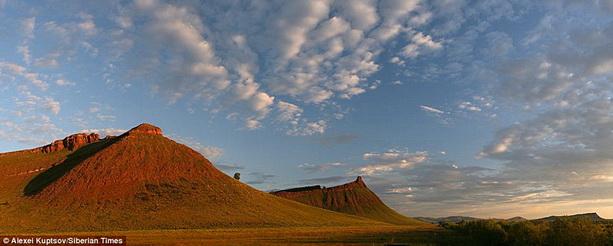 Пирамиды Сибири