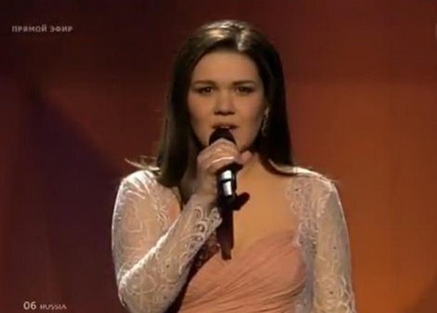 Дина Гарипова Евровидение-2013