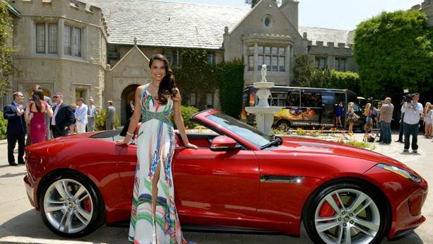 playboy Jaguar F-TYPE-2014