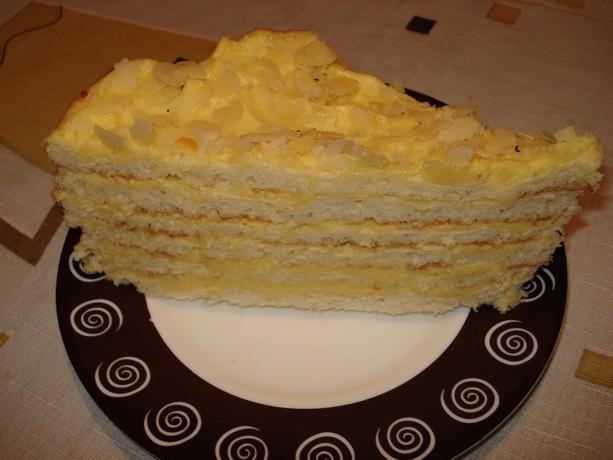 Торт некалорийный рецепт с фото