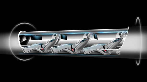 Проект Элона Маска Hyperloop