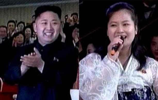 Ким Чен Ын северная корея