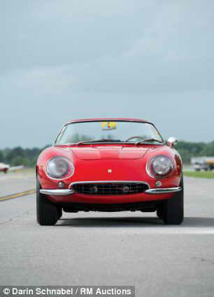 Классический Ferrari - $27,5 млн.