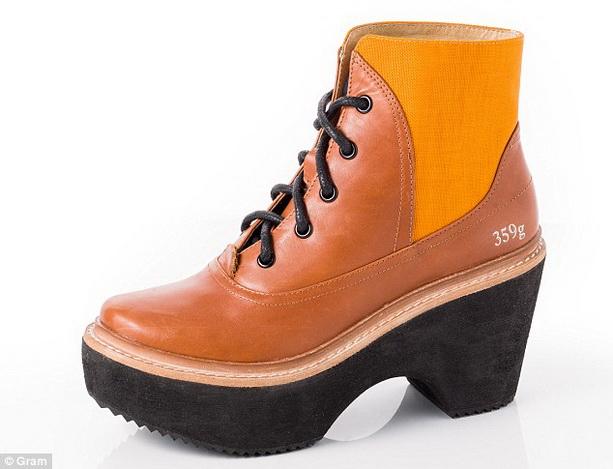 ботинки Gram