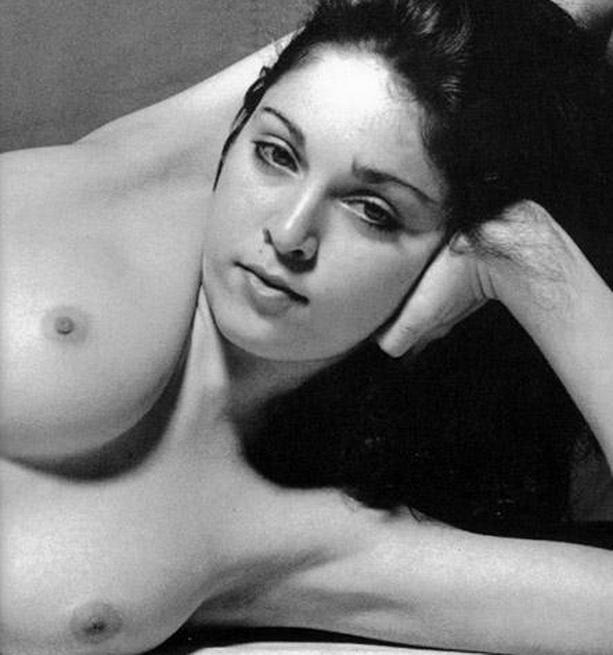 Голая Мадонна для Playboy