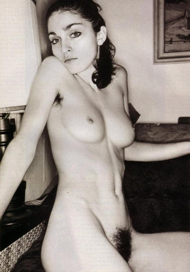 обнаженная Мадонна Playboy
