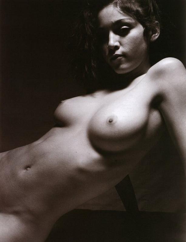 Голая Мадонна Playboy