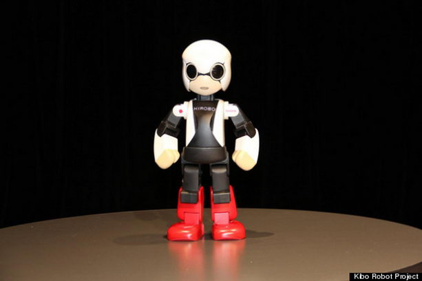 Kirobo - робот астронавт