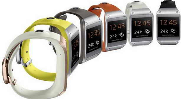 Samsungs Galaxy Gear SmartWatch
