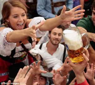 Фестиваль пива Oktoberfest