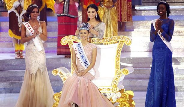 Мисс Мира-2013 Филиппины Меган Янг