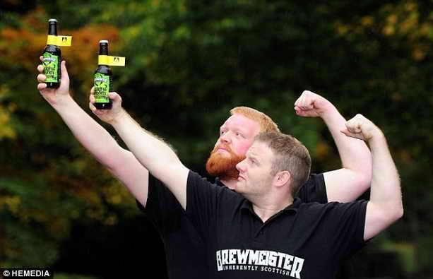 Самое крепкое пиво в мире - 67,5 град.