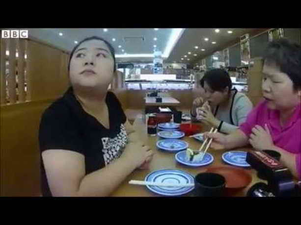 Автоматический японский ресторан