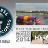 Всемирный день рекордов Гиннеса 2013 ознаменовался новыми достижениями