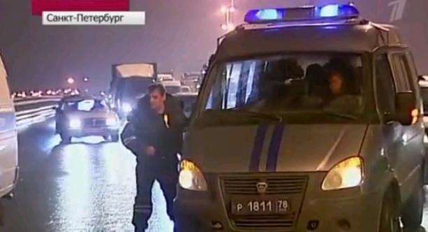 Ограбление инкассаторской машины