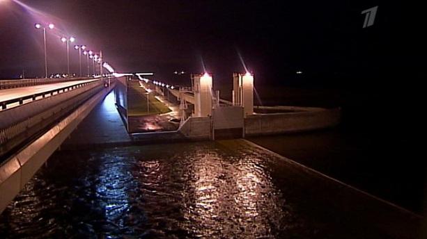 Санкт-Петербург наводнение