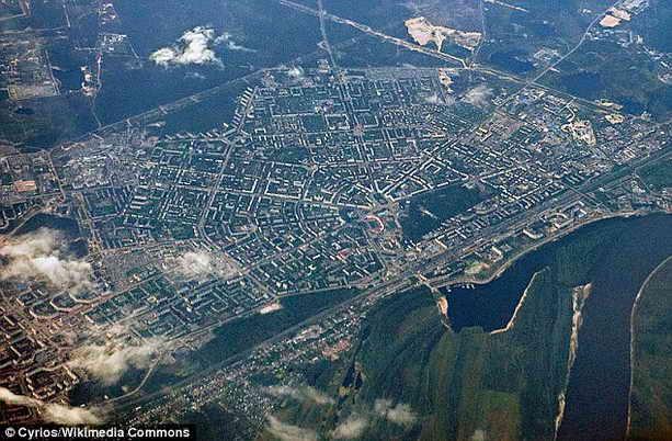 Дзержинск, Россия