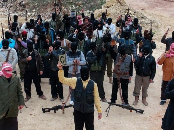 Исламисты боевики