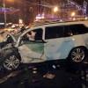 Авария на Кутузовском 19 12 13 видео
