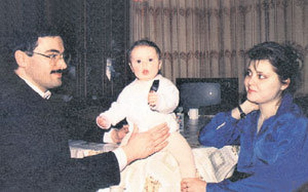 Ходорковский Михаил жена Инна дочь Настя