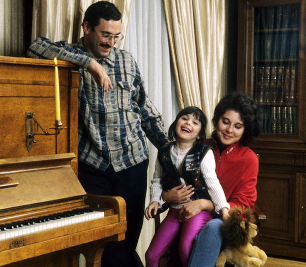 Ходорковский жена Инна дочь