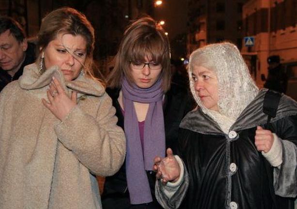 Ходорковский жена дочь мать