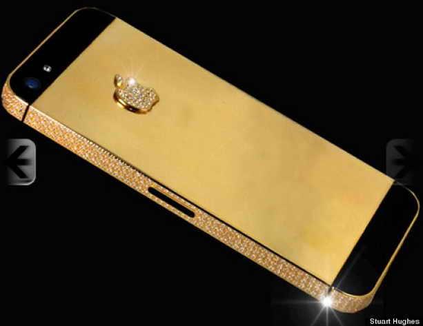 iPhone 5 - $15,4 млн.