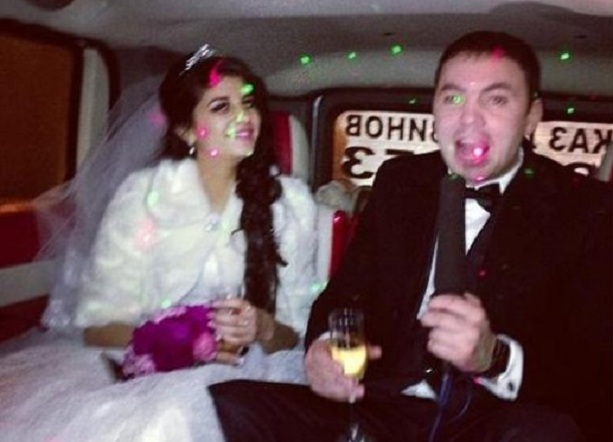 Свадьба Гобозова и Алианы