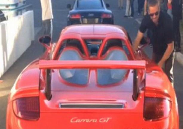 Пол Уокер разбился в автокатастрофе. Фото аварии