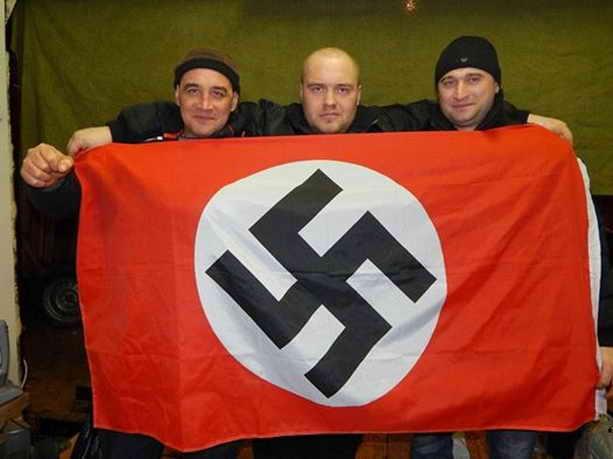 Фашист из России