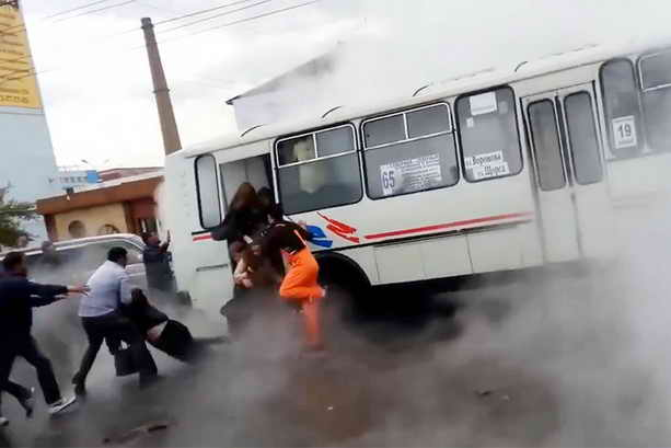 Смерть в автобусе. Почему водитель автобуса скончался, названа причина
