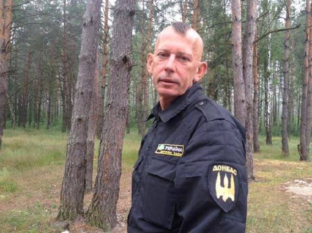 муж Михайлины Скорик Сергей