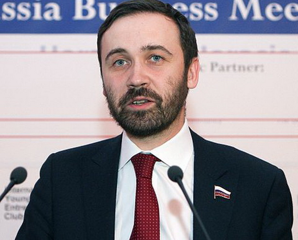 Ильи Пономарева