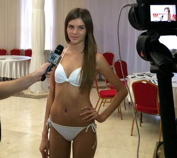 Краса России-2014 Татьяна Баитова из Курганской области