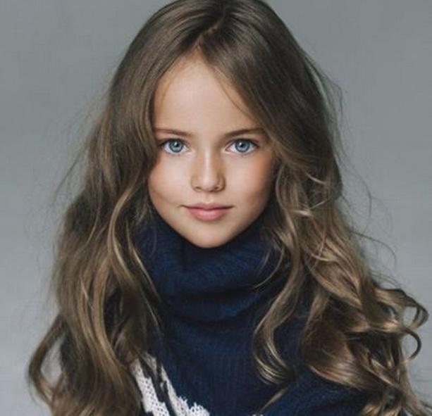 Кристина Пименова становится самым популярным ребенком-моделью.