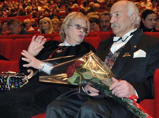 Владимир Зельдин жена Иветта Капралова