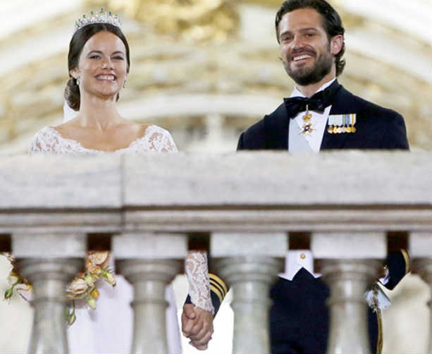 свадьба София Хеллквист принц Карл Филипп
