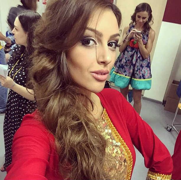 Оксана Воеводина Мисс Москва - 2015