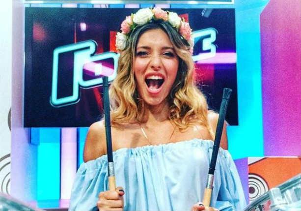 Голос Регина Тодоренко