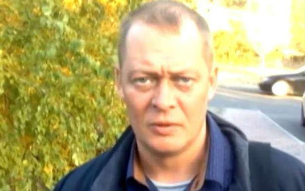 Максим Удовиченко из миссии ОБСЕ