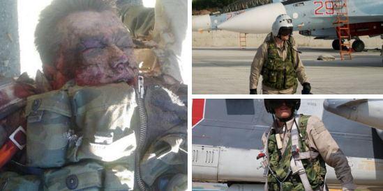 Штурман сбитого СУ-24 Константин Мурахтин пообещал отомстить за погибшего командира