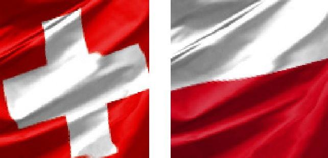 Швейцария — Польша