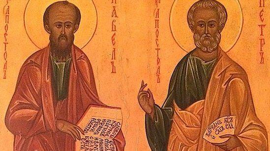 Петров день праздник Петра и Павла