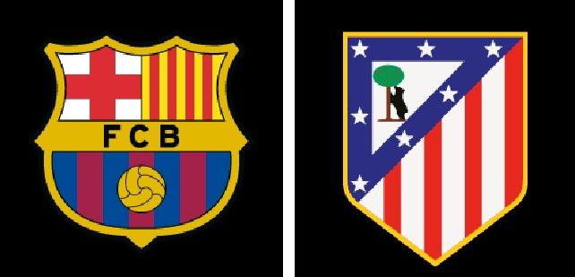 Барселона — Атлетико